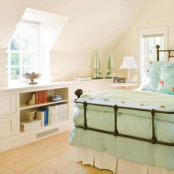 Giải pháp lưu trữ thông minh cho phòng ngủ nhỏ (P.1)