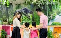 Vui hè tại thành phố khủng long đầu tiên tại Việt Nam