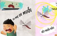 Muôn cách đối phó với muỗi để bảo vệ gia đình