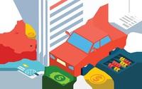 Vay tín chấp tiêu dùng: sự lựa chọn của các gia đình trẻ