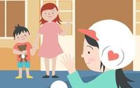 Mách mẹ cách hóa giải mọi nỗi lo khi cho con đi học mầm non