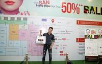 Cùng dàn sao Việt thỏa thuê mua sắm, rinh xe Yamaha Grande về nhà tại City Sales 2017
