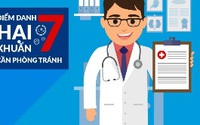 Điểm danh 7 hại khuẩn cần tránh