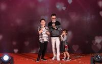 Hoàng Bách và gia đình: gương mặt đại diện mới của du lịch Singapore