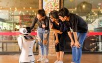 Bữa ăn độc đáo cùng Robot - trào lưu mới của các gia đình Việt
