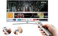 Chọn TV công nghệ cao mà vẫn phù hợp lối sống đơn giản