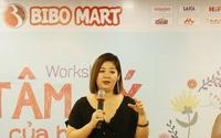 Tiến sĩ Pepper đồng hành cùng Bibo Mart chia sẻ kiến thức tới các ba mẹ Việt