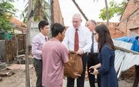 Phú Hưng Life thực hiện chuyến thiện nguyện hướng về đồng bào miền Trung