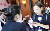 Sakura gây ấn tượng mạnh cùng chuyên đề giảm sạm nám da tại hội nghị da liễu Đông Dương lần 3