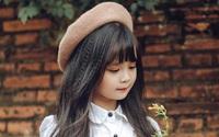 """Hoa khôi nhí Tuyên Quang """"tái xuất"""" với hình ảnh tiểu thư đài các đẹp hút hồn"""