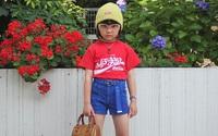 """Bé gái 6 tuổi """"làm náo loạn"""" mạng xã hội vì sở hữu gu thời trang chất lừ"""