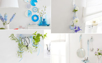 4 cách làm đồ trang trí cho nhà đẹp xinh đơn giản khiến bạn ngạc nhiên