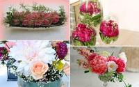 4 cách cắm hoa trang trí nhà đẹp mê mẩn