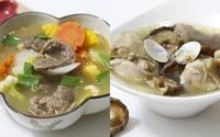 2 món canh ngon bổ giúp bạn bồi dưỡng cả nhà khi tiết trời ẩm ương