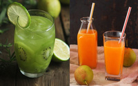 Mách bạn cách làm 2 loại nước ép trái cây giúp giữ dáng đẹp da