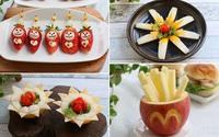 Những cách cắt tỉa trái cây cực dễ dành cho mẹ vụng