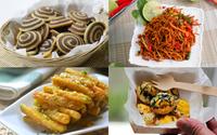Mùa lạnh không thể bỏ qua 8 món ăn vặt hấp dẫn này!