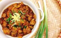 Đậm vị ngon cơm với ngao rim sa tế