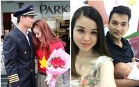 """1 năm sau màn cầu hôn xôn xao, tình yêu đẹp của nữ tiếp viên hàng không và """"ông trùm"""" Hoa hậu ra sao?"""