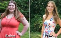 Từ 111,5kg, cô gái này không ngờ mình có thể giảm cân được nhiều đến thế và trở thành vận động viên chạy bộ
