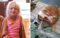 Bé gái 6 tuổi gặp tai nạn, suýt bị cắt đứt đôi người vì một thói lười nguy hiểm của bố mẹ