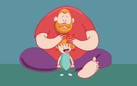 Những khoảnh khắc ngọt lịm tim giữa bố và con gái lay động triệu trái tim