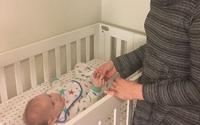 Con trai đã được luyện ngủ thành công mà không khóc đêm và đây là cách của tôi