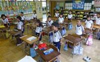 Chỉ là lời chào buổi sáng mà học sinh Nhật cũng khiến cả thế giới trầm trồ