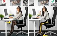 Nếu là người thường xuyên phải ngồi làm việc với máy tính thì không bao giờ được bỏ qua 5 điều này