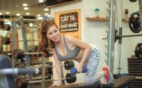 Quan niệm ăn uống và tập luyện giữ dáng của Mai Thỏ: Tăng cơ chứ không tăng mỡ