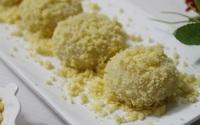 Bánh dày đậu - hương vị dân dã khó quên