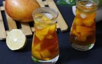 Mát lạnh thơm nức trà trái cây nhiệt đới