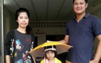 Cách dạy dỗ bá đạo của ông bố Thái khi con gái 'dở chứng' không chịu đi học