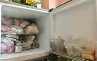 Đựng đồ ăn trong ngăn đá bằng túi nylon liệu có hại?