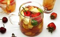 Mỗi ngày 1 ly trà trái cây mật ong, đảm bảo cả mùa đông bạn không sợ ốm