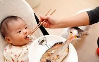 Cho trẻ ăn cá ít nhất 1 tuần 1 lần, kết quả hơn cả mong đợi