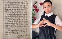 Bài văn kể về gia đình xúc động rơi nước mắt của con gái diễn viên Quyền Linh