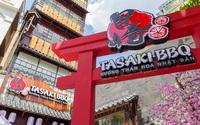 Sự trở lại của Tasaki BBQ Ngô Văn Năm với nhiều ưu đãi hấp dẫn