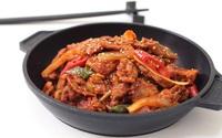 Học người Hàn Quốc làm món thịt xào vừa mềm vừa ngon