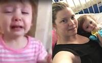"""""""Mẹ ơi, đầu gối của con"""", cô bé 2 tuổi gào khóc thảm thiết khi nhìn mẹ và chứng bệnh nguy hiểm ở trẻ nhỏ"""