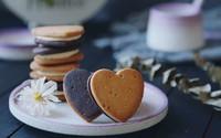 Valentine này làm bánh quy trái tim cực xinh tặng người thương