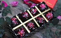 """Lễ tình nhân làm ngay truffle chocolate đẹp ngon """"lụi tim"""" người ấy"""