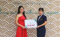Lộ diện cô gái may mắn nhận giải thưởng làm đẹp 500 triệu đồng tại Dermaster Việt Nam