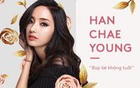 """Bí quyết trẻ mãi của """"búp bê không tuổi"""" Han Chae Young: Hạnh phúc gia đình là thứ mỹ phẩm tuyệt vời nhất"""