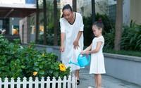 """Đoan Trang: """"Tôi dạy con bảo vệ môi trường từ những điều nhỏ nhất"""""""