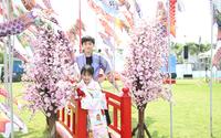 """Ngắm các """"thiên thần nhí"""" siêu đáng yêu trong lễ hội thiếu nhi Kodomo-No-Hi tại Sài Gòn"""