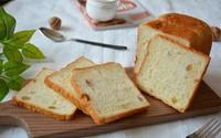 Tự làm bánh sandwich nho khô mềm thơm hơn cả bánh đi mua