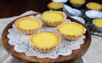 """Công thức """"thần thánh"""" làm bánh tart trứng kiểu Hong Kong"""