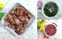 Bữa tối mùa hè chuẩn vị nấu cực nhanh cho ngày đầu tuần bận rộn