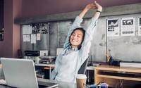 Dân văn phòng: Làm sao để không mệt mỏi, uể oải mỗi ngày đi làm?
